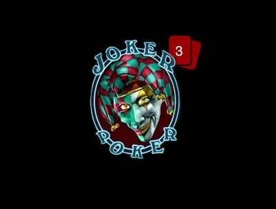 Joker Poker 3 Hands